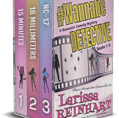 #WANNABEDetective boxset