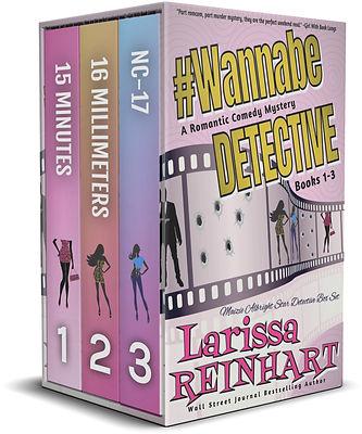 WANNABEDetective Maizie Albright Star Detective boxset 1