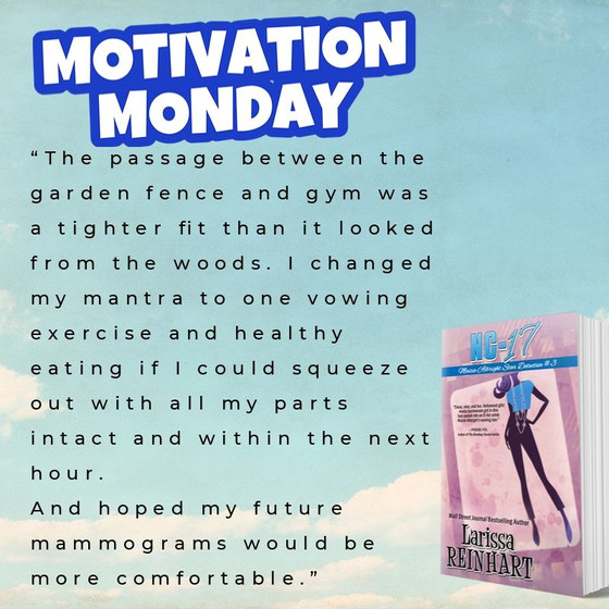 #MotivationMonday with Maizie Albright