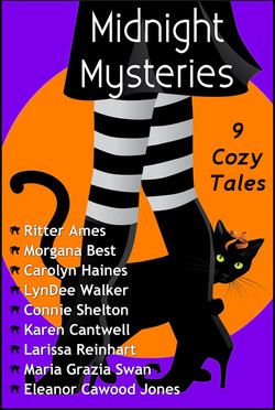 Midnight Mysteries, Nine Cozy Tales by Nine Bestselling Cozy Mystery Authors