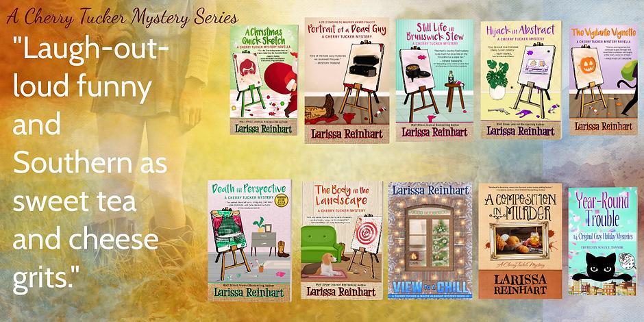 A Cherry Tucker Mystery series