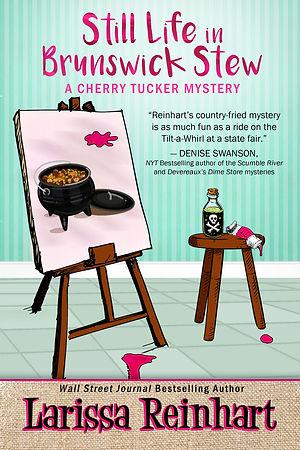 Still Life In Brunswick Stew, A Cherry Tucker Mystery #2