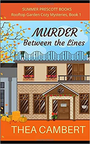 MURDER BETWEEN THE LINES