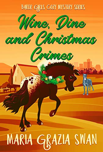Wine, Dine and Christmas Crimes
