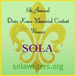 Dixie Kane Memorial Contest Winner badge