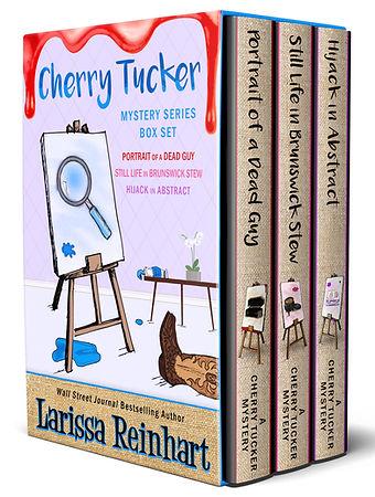 A Cherry Tucker Mystery Box Set 1