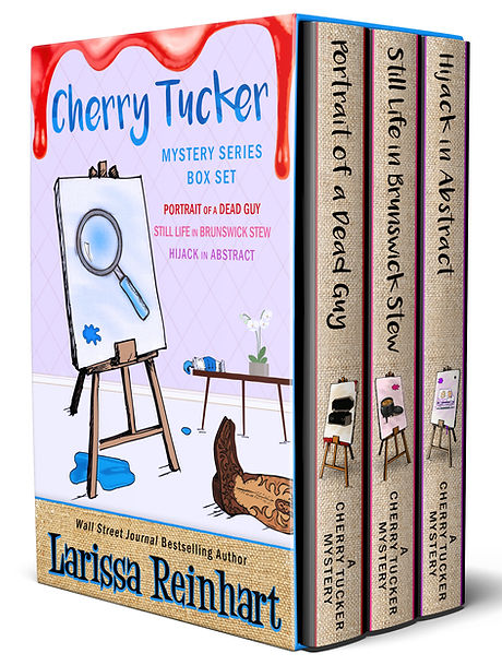 A Cherry Tucker Mystery Box Set 1