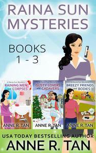 Raina Sun Mysteries books 1-3