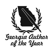 Georgia Author of the Year seal