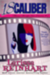 18 Caliber, Maizie Albright Star Detective book 6