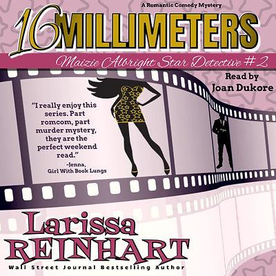 16 MILLIMETER audiobook