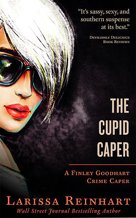 The Cupid Caper, A Finley Goodhart Crime Caper