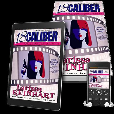 18 Caliber, Maizie Albright Star Detecti