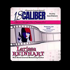 18 Caliber the audiobook