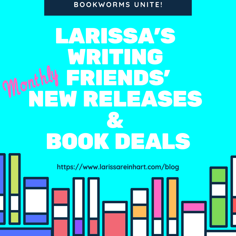 Monthly New Releases & Book Deals