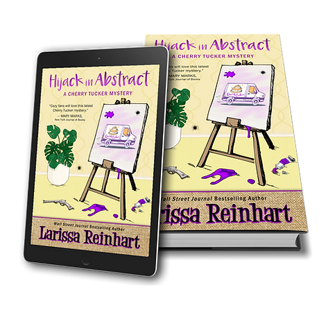 Hijack in Abstract, A Cherry Tucker Myst