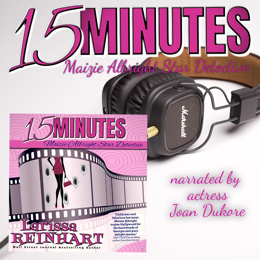 15 MINUTES on audio