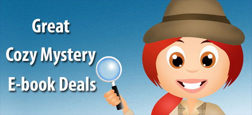 Cozy Mystery Sale This Weekend!