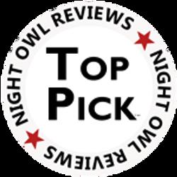 Night Owl Reviews Top Pick seal