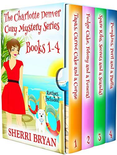The Charlotte Denver Cozy Mystery Series