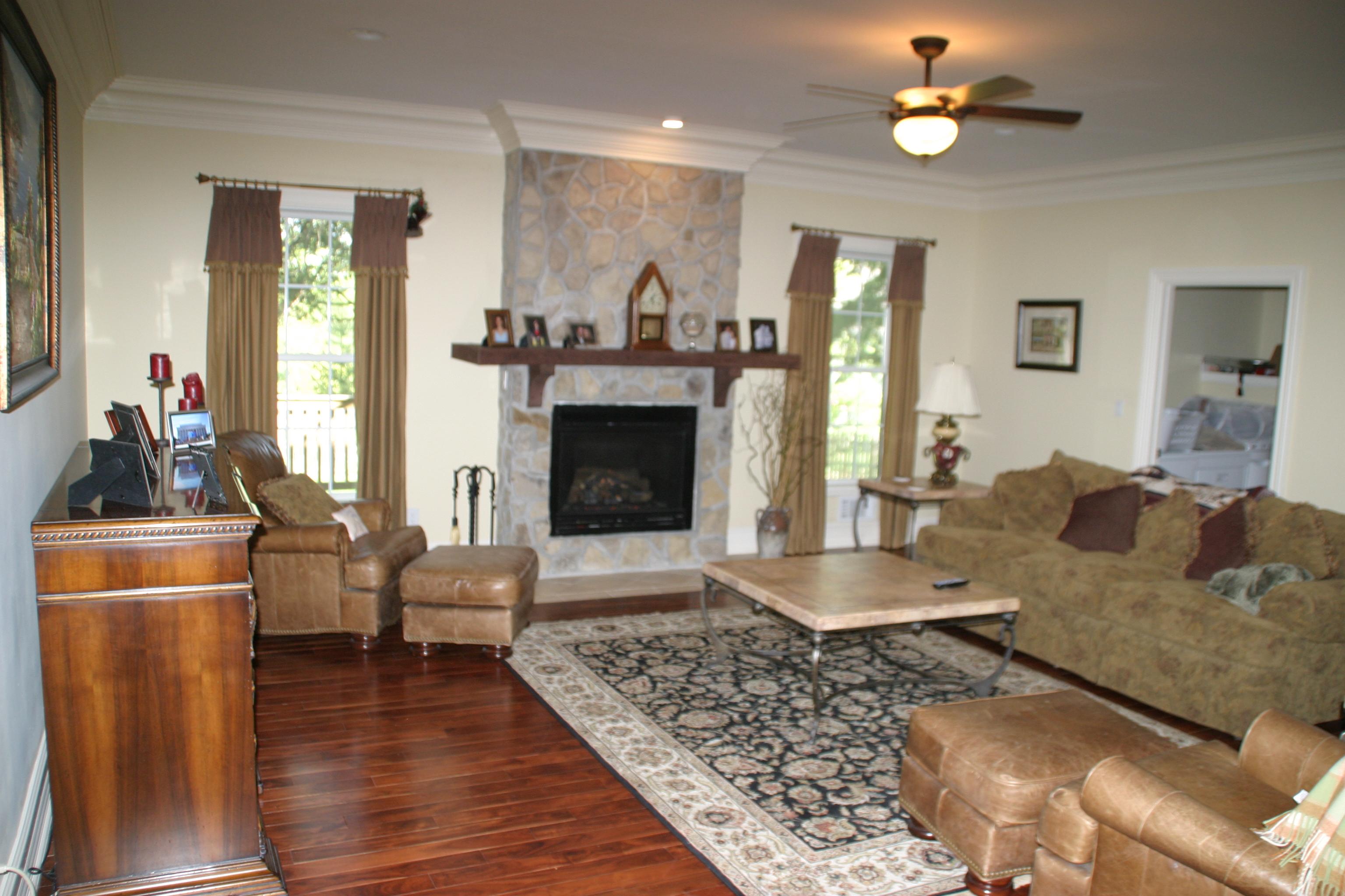 Living Room Renovation NJ