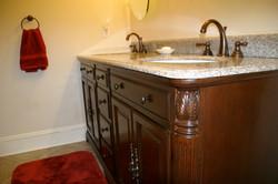 Bathroom Vanity Install