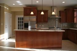Kitchen Renovation - Island