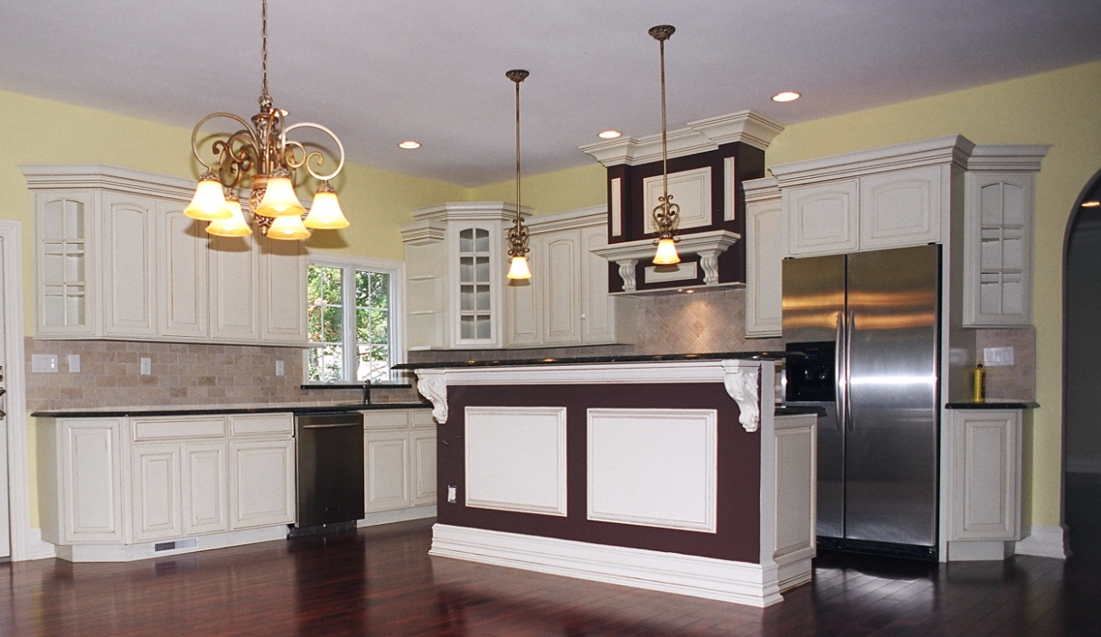 Complete Kitchen Remodel Warren NJ
