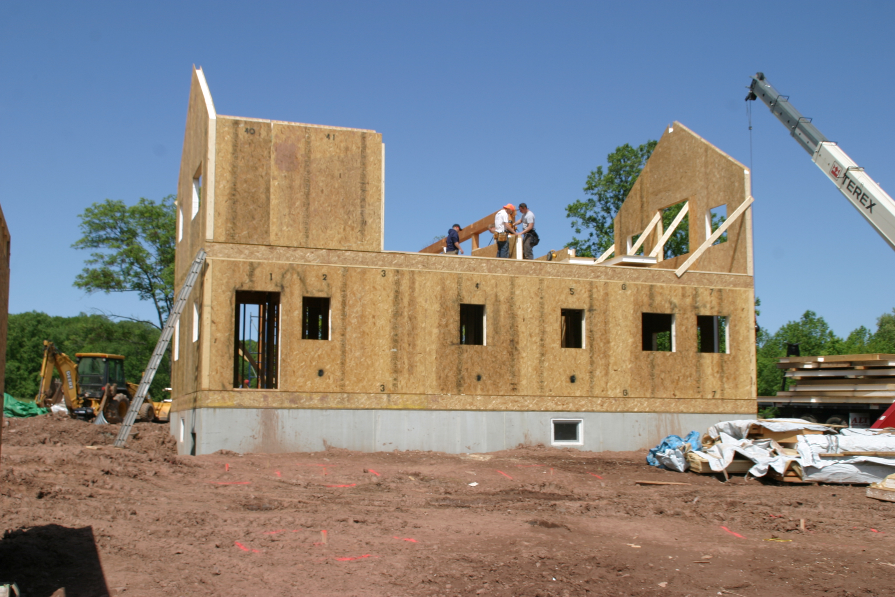 Panel Construction