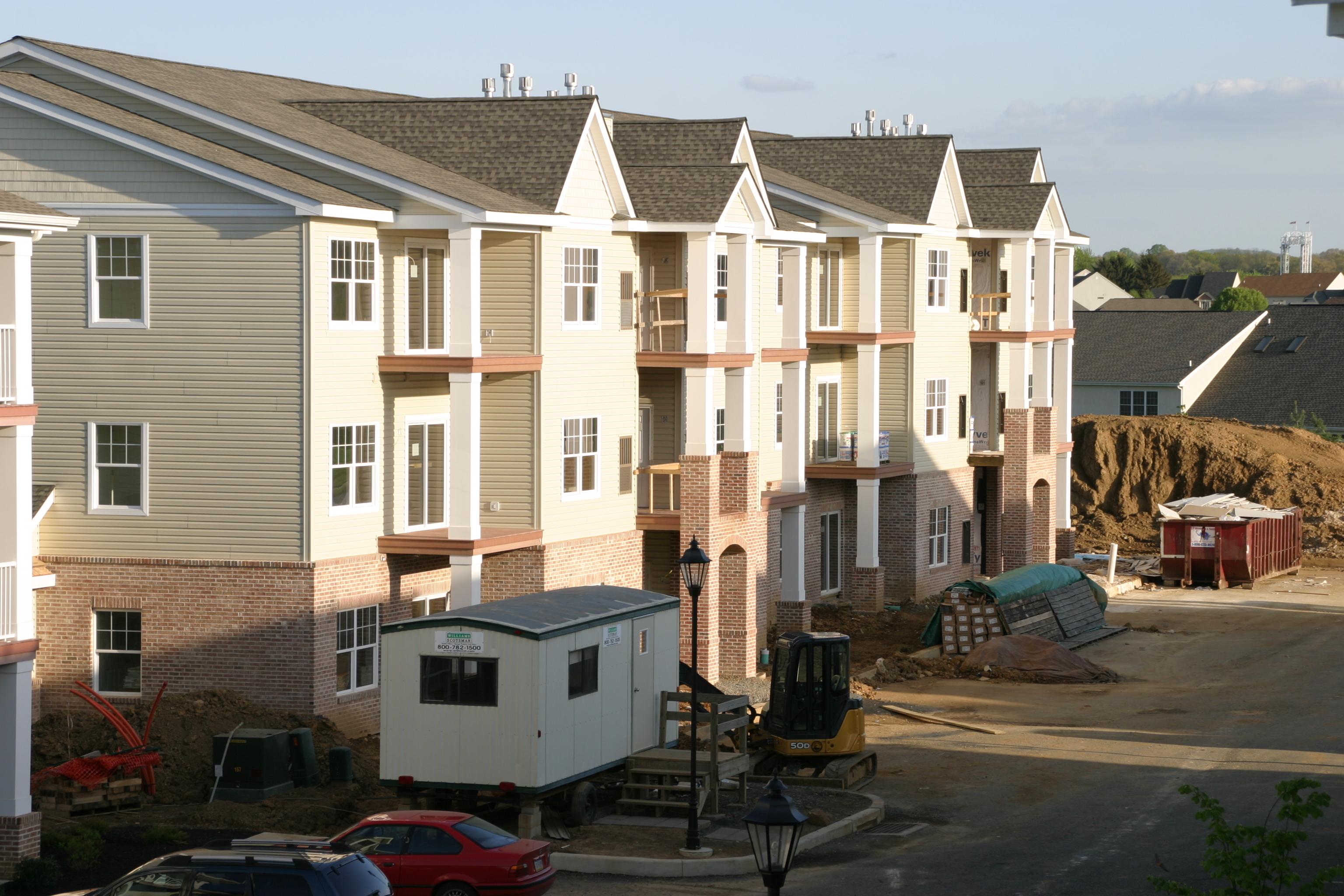 Condominium Construction
