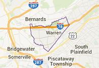 JL Bottone Warren NJ Map