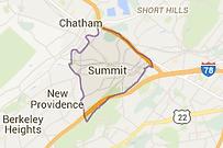 JL Bottone Map of Summit