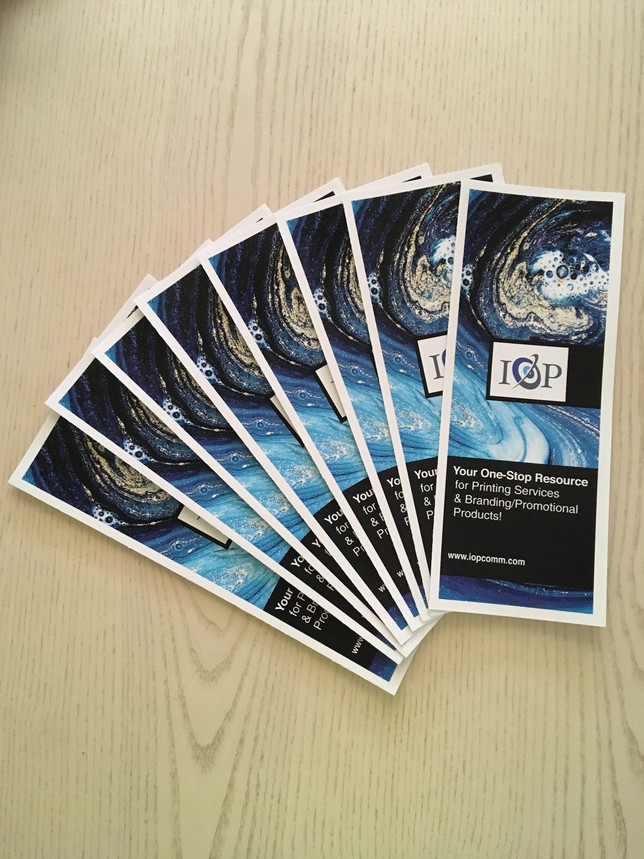 IOP's New Brochure Explains How You Can Simplify Purchasing and Printing Processes