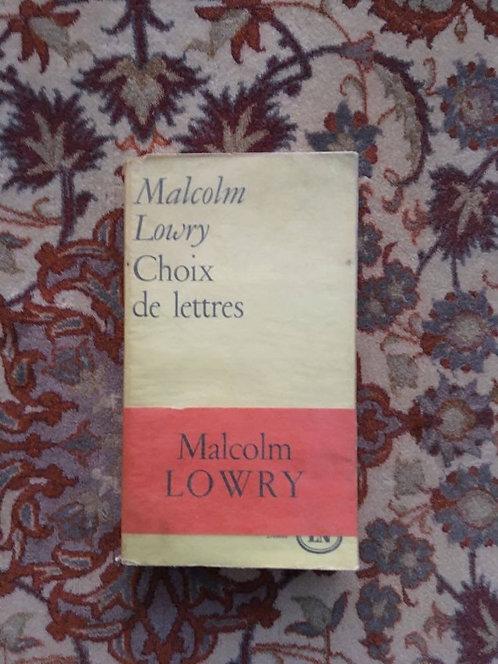 LOWRY Malcom