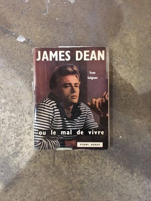 """SALGUES  Yves """"James DEAN ou le mal de vivre"""""""