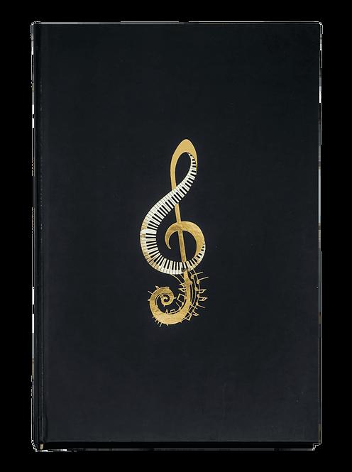 """Cahier """"Musique"""""""