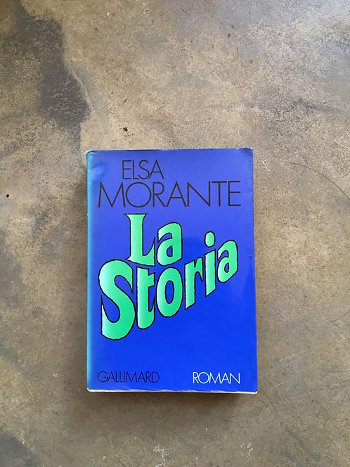 "MORANTE Elsa  ""La storia"""