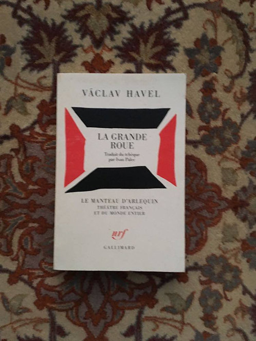 "HAVEL Vaclav  ""Largo desolato"""
