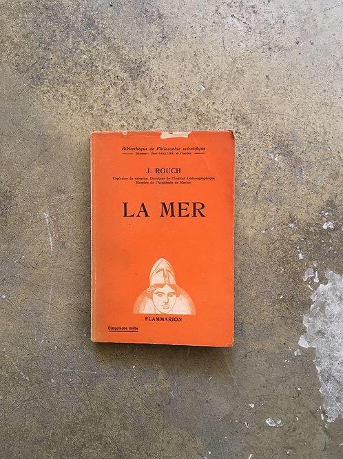 "ROUCH  Jean ""La mer"""