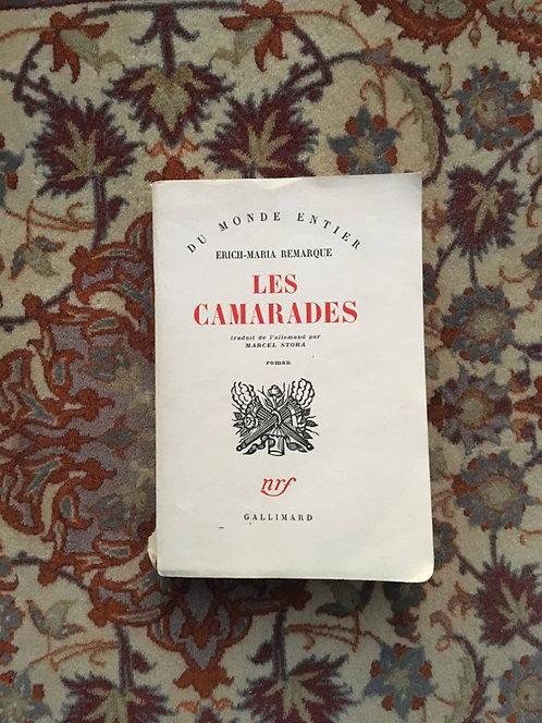 "REMARQUE Erich-Maria  ""Les camarades"""