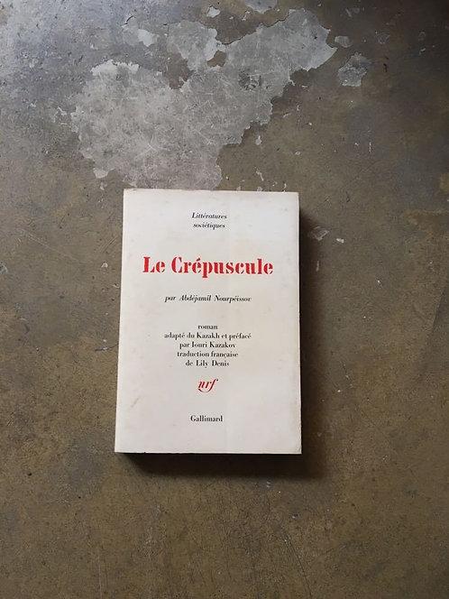 """NOURPÉISSOV  Abdéjamil  """"Le crépuscule"""""""