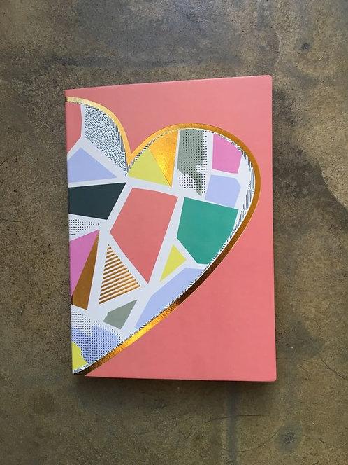"""cahier """"série d'artistes"""" Darrington"""