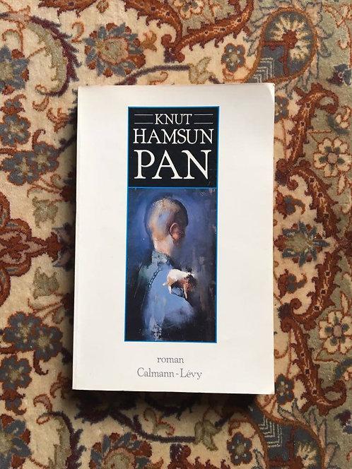 "HAMSUN Knut  ""PAN"""