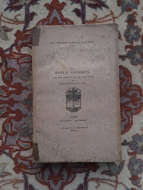 VANDERPYL Fritz R.