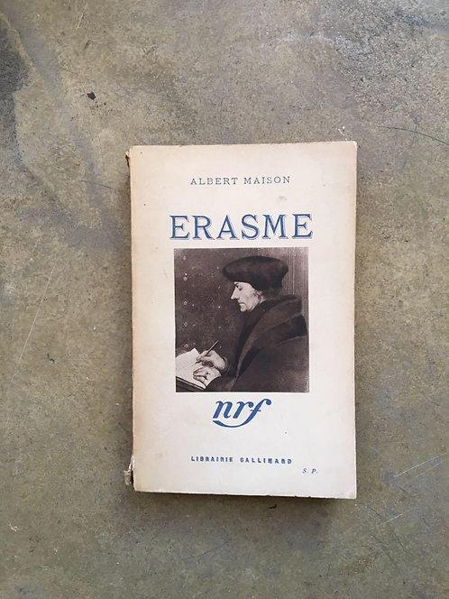"MAISON  Albert""Érasme"""