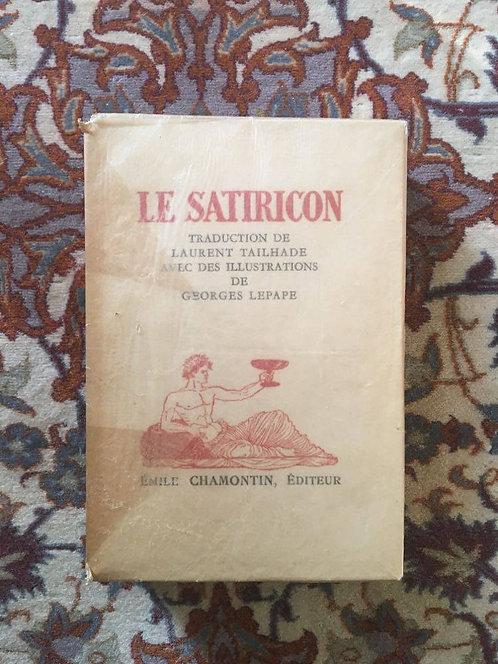 """PETRONE """"Le Satiricon"""""""