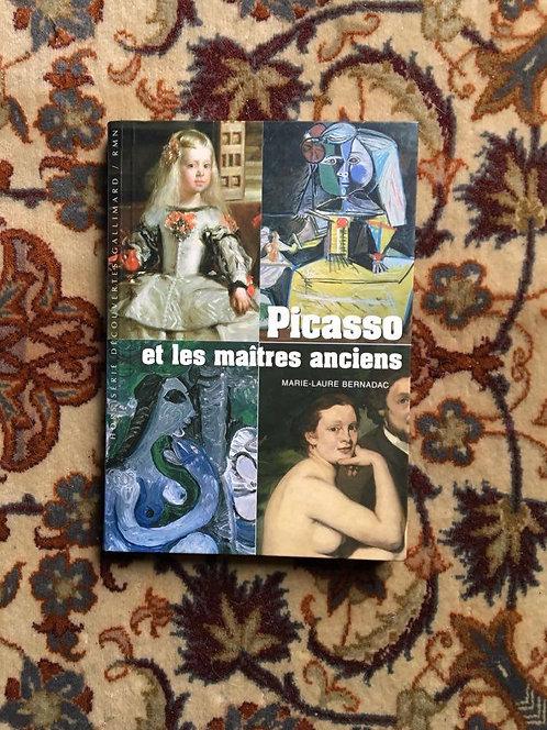 """BERNADAC Marie-Laure   """"Picasso et les maîtres anciens"""""""