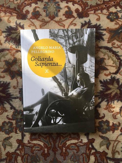 """PELLEGRINO Angelo Maria  """"Goliarda Sapienza"""""""