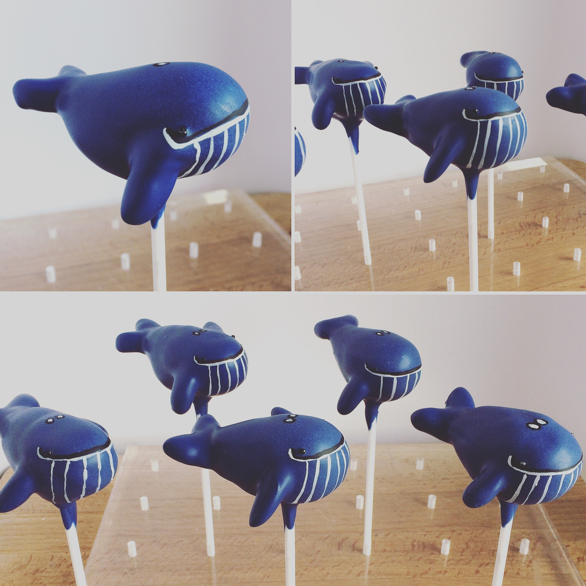 Whale Pops