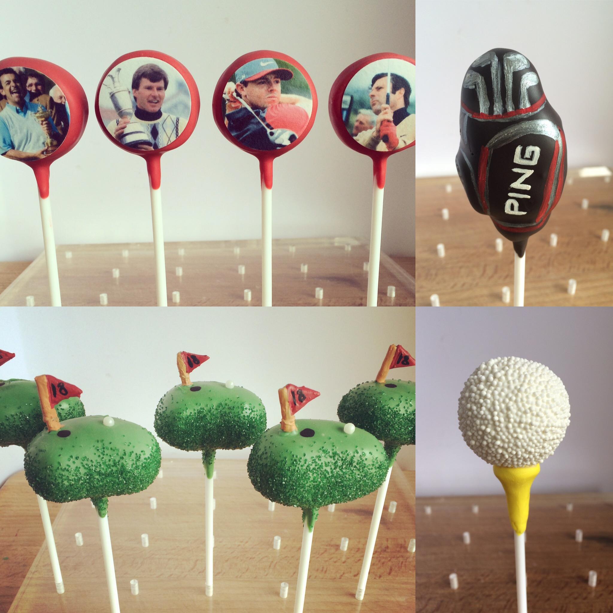 Golfer Pops